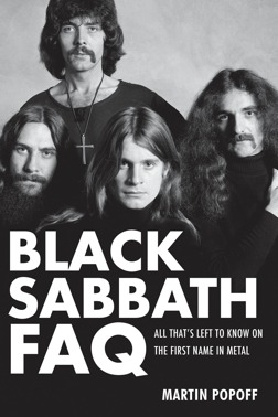 Martin Popoff Black Sabbath FAQ