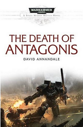 """Death of Antagonis"" David Annandale"