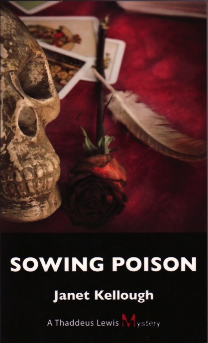 """sowing poison"" janet kellough"