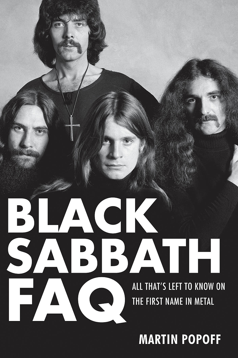 """black sabbath faq"" martin popoff"