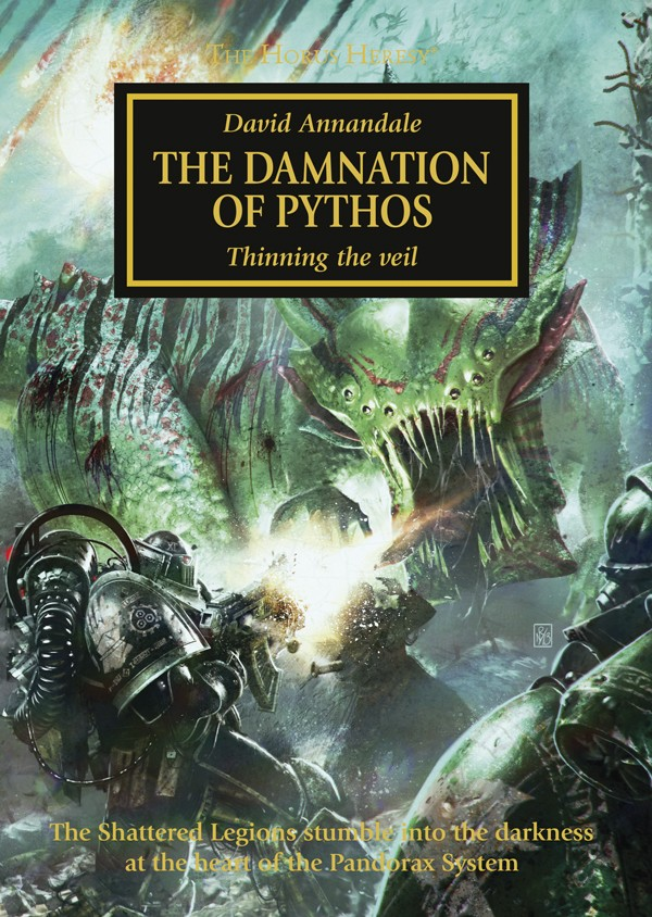 David Annandale Damnation of Pythos